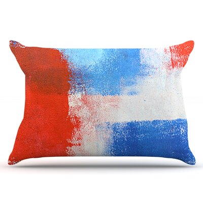 CarolLynn Tice The Colors Pillow Case