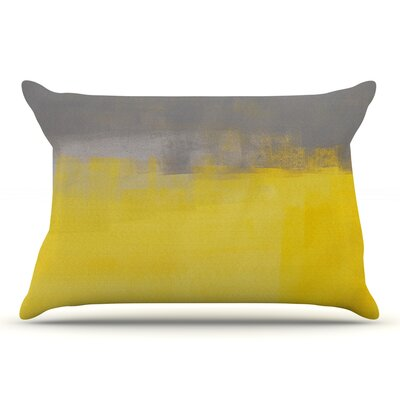 CarolLynn Tice A Simple Abstract Pillow Case