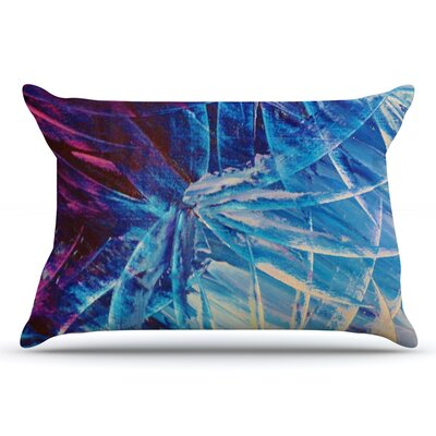 Ebi Emporium Night Flowers Pillow Case