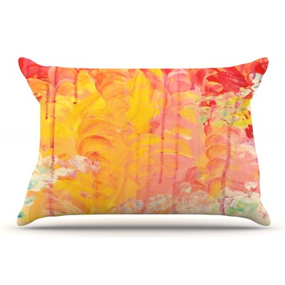 Ebi Emporium Sun Showers Pillow Case
