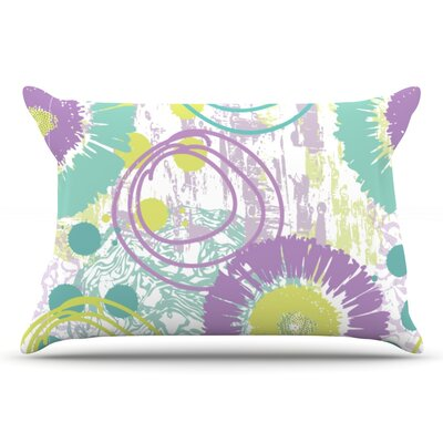 Chickaprint Splatter Pillow Case