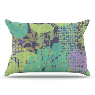 Chickaprint Verdure Collage Pillow Case
