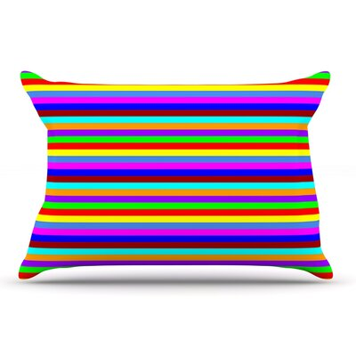 Trebam Bombon Rainbow Stripes Pillow Case