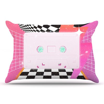 Danny Ivan K7 Casette Pillow Case