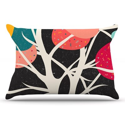Danny Ivan Lovely Tree Branches Pillow Case