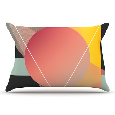 Danny Ivan Objectum Abstract Pillow Case