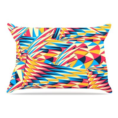 Danny Ivan Painting Life Abstract Pillow Case