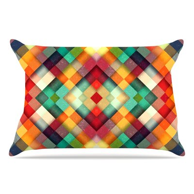 Danny Ivan Time Between Geometric Abstract Pillow Case