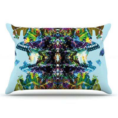 Danii Pollehn Butterfly Rainbow Pillow Case