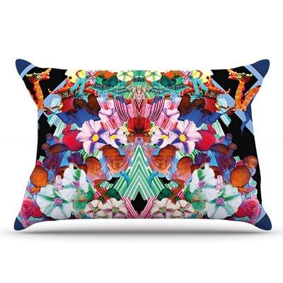 Danii Pollehn Herz Floral Pillow Case