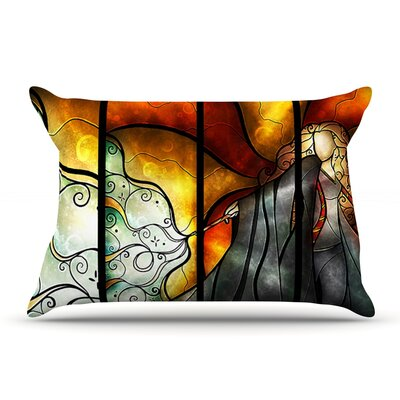 Mandie Manzano Expecto Patronum Harry Potter Pillow Case