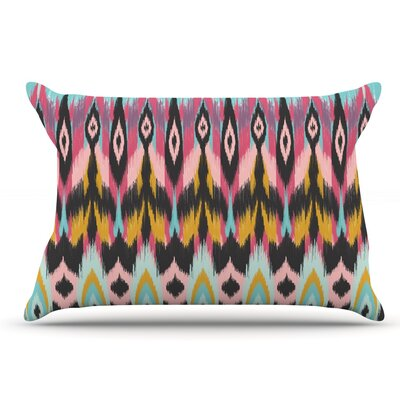 Amanda Lane Bohotribal Pillow Case