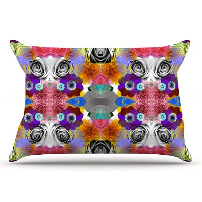 Vasare Nar Tropical Flowers Pillow Case