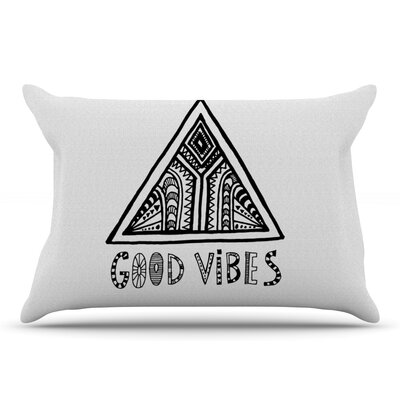 Vasare Nar Good Vibes Pillow Case