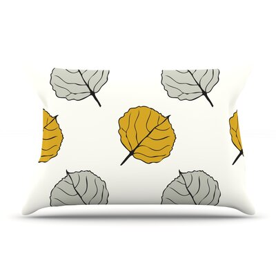 Laurie Baars Quaking Leaf Pillow Case