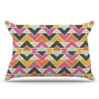 Amanda Lane Sequoyah Arrows Pillow Case