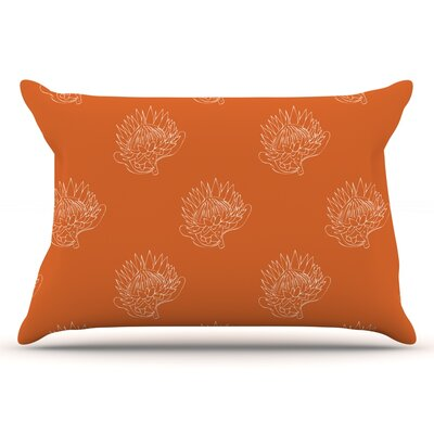Anneline Sophia Simpley Protea Pillow Case