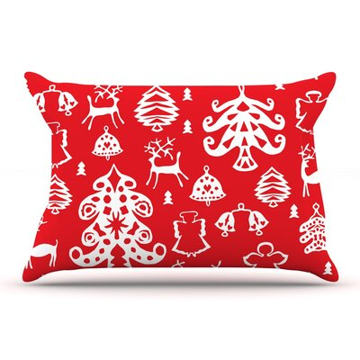 Miranda Mol Warm Winter Pillow Case