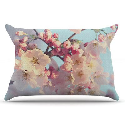 Sylvia Cook 'Waiting For Spring' Pillow Case