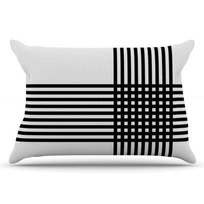 Trebam Krizanje Minimal Lines Pillow Case