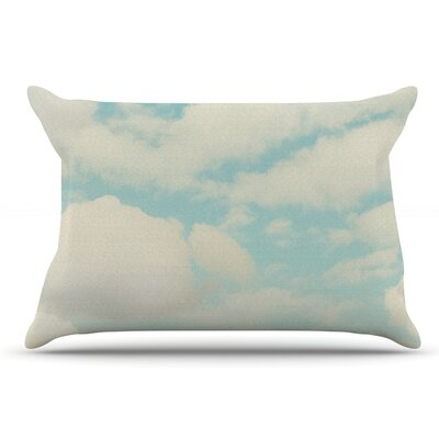 Sylvia Cook Clouds Pillow Case