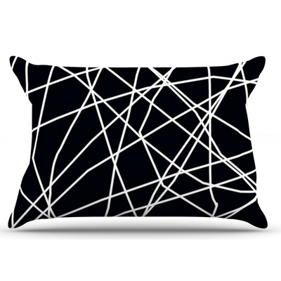 Trebam Paucina Crazy Lines Pillow Case