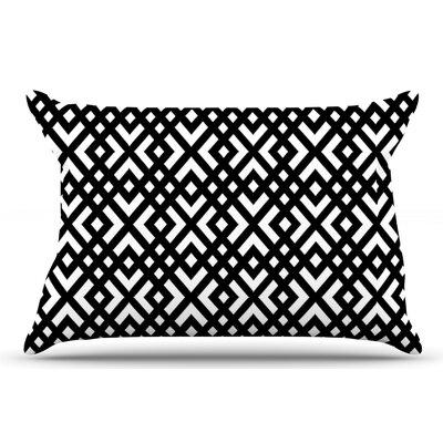 Trebam Dijagonala Geometric Pillow Case