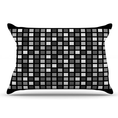 Trebam Plocica Grid Pillow Case
