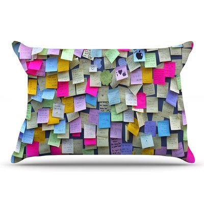 Trebam Respekt Rainbow Paper Pillow Case