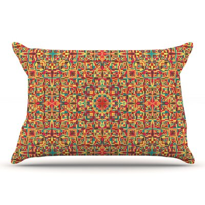 Allison Soupcoff Circus Pillow Case