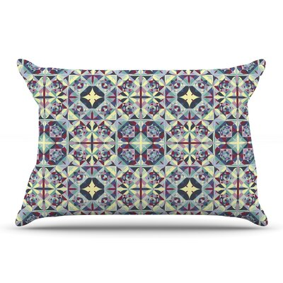 Allison Soupcoff Curiousity Pillow Case