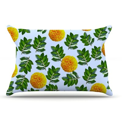 Sreetama Ray More Marigold Pillow Case