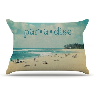 Sylvia Cook Paradise Pillow Case