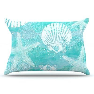 Sylvia Cook Seaside Pillow Case