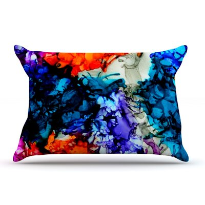 Claire Day Evanescence Rainbow Pillow Case