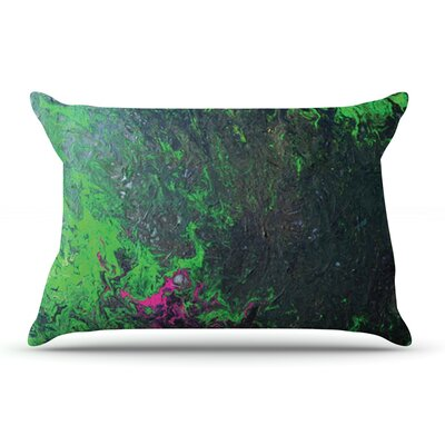 Claire Day Acid Rain Pillow Case