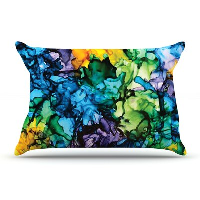 Claire Day Gra Siorai Pillow Case
