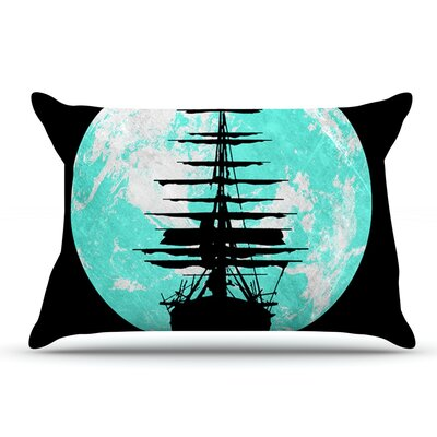 Micah Sager 'Voyage' Pillow Case