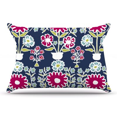 Laura Nicholson 'Turkish Vase' Pillow Case