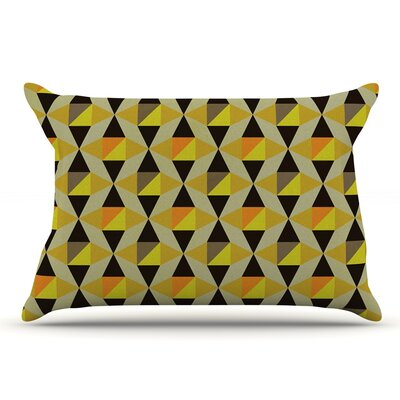 Louise Machado Onyx Pillow Case