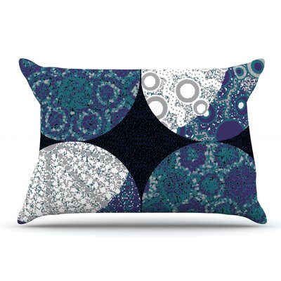 Laura Nicholson Moons Pillow Case
