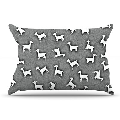 Monika Strigel Llama Multi Pillow Case