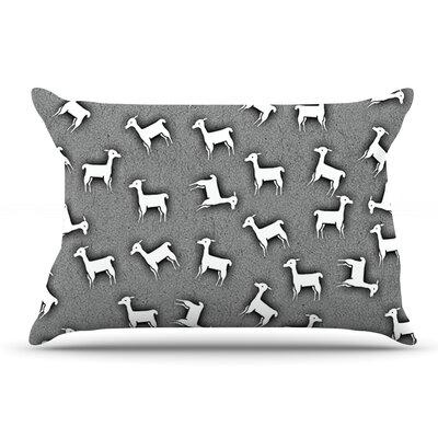 Monika Strigel Llama Multi Pillow Case
