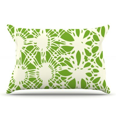 Laura Nicholson Drawnwork Pillow Case