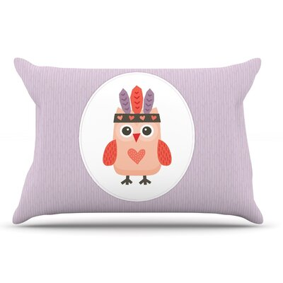 Daisy Beatrice Hipster Owlet Pillow Case