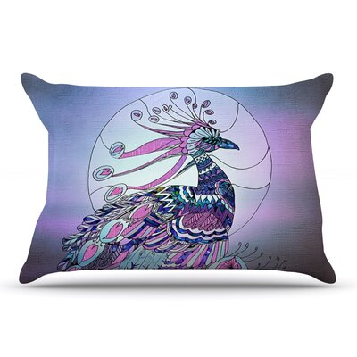 Catherine Holcombe Peacock Pillow Case