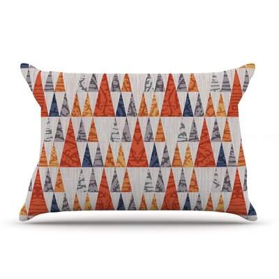 Daisy Beatrice Tepee Town Pillow Case