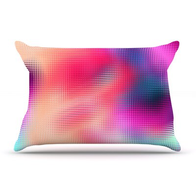 Danny Ivan Bastar Abstract Pillow Case