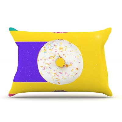 Danny Ivan Donuts Pillow Case