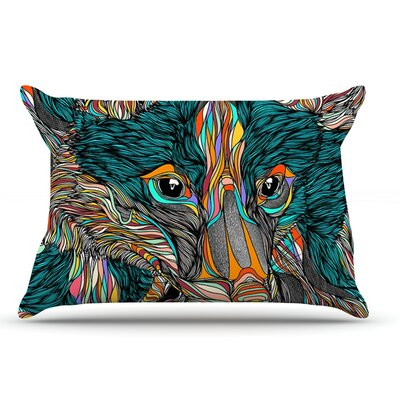 Danny Ivan Fox Pillow Case